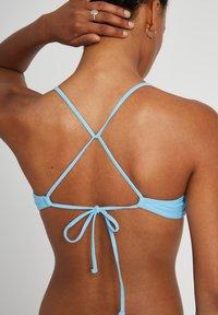 Volcom - SIMPLY SOLID SCOOP - Bikini top - coastal blue - 2
