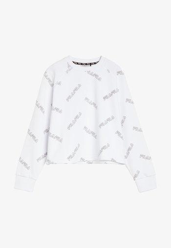 Sweater - bright white