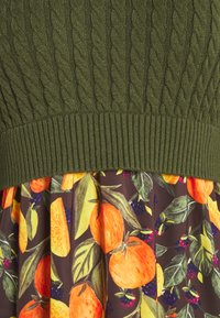 Never Fully Dressed Petite - SLIP DRESS - Robe longue - orange - 2