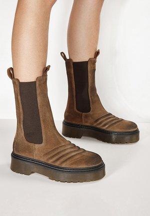 Platform boots - sd biamicano cmc