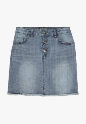 Denim skirt - blau orig