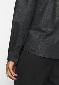 HUGO - ERO EXTRA SLIM FIT - Shirt - black - 6