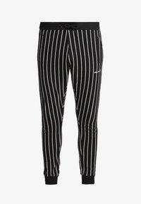 Nominal - GHAZNI - Teplákové kalhoty - black - 4