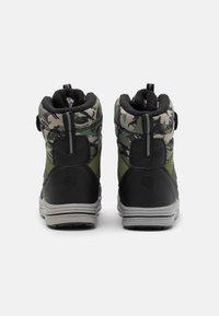 Pax - UNISEX - Winter boots - dark green - 2