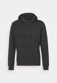 CLARENCE - Sweatshirt - dark charcoal marl