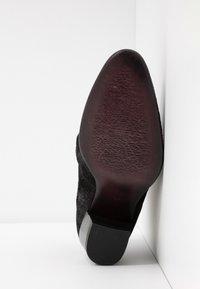 lilimill - FEDORA - Ankle boots - koko nero - 6