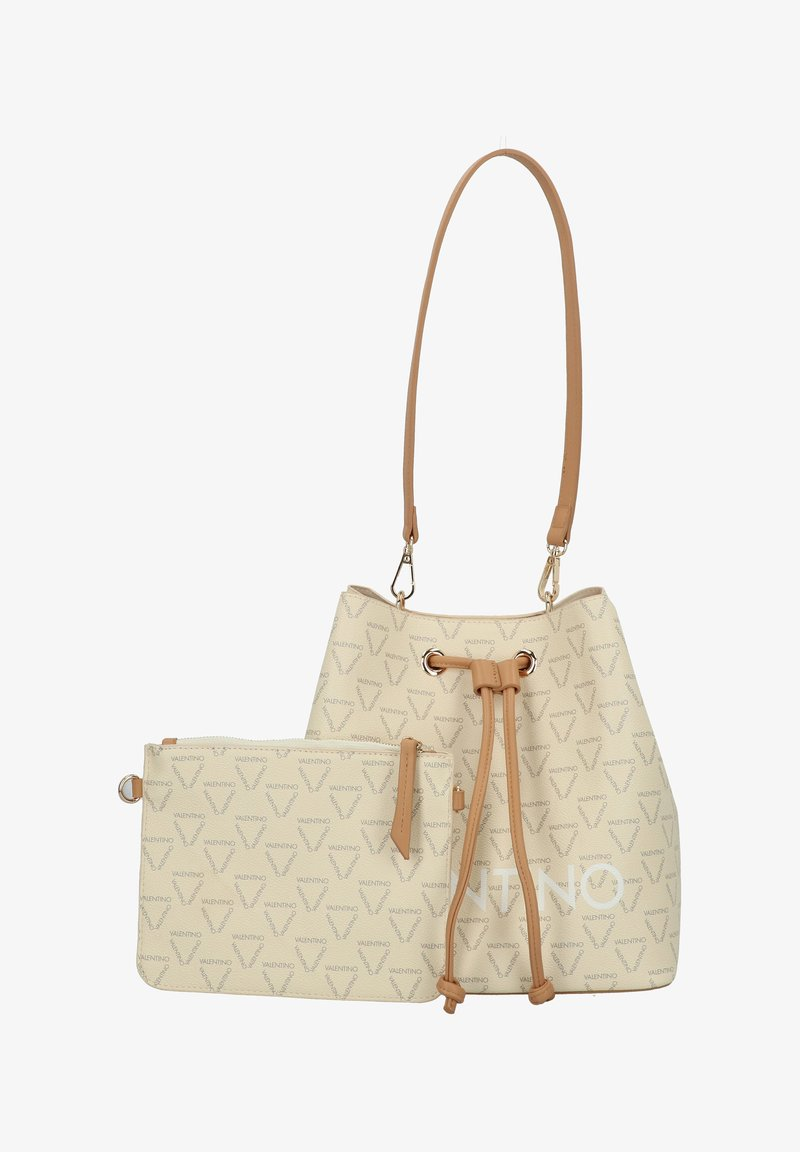 Valentino Bags - LIUTO - Handbag - ecru multi