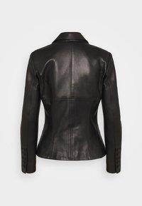 The Kooples - Leather jacket - black - 1