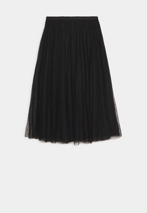 KISSES BALLERINA SKIRT - A-line skirt - ballet black