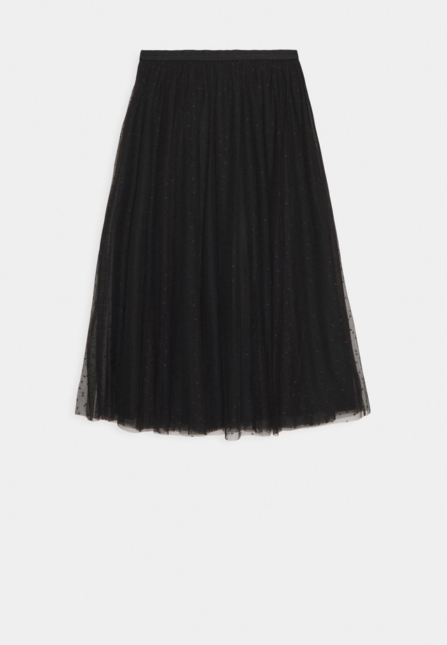 KISSES BALLERINA SKIRT - Áčková sukně - ballet black
