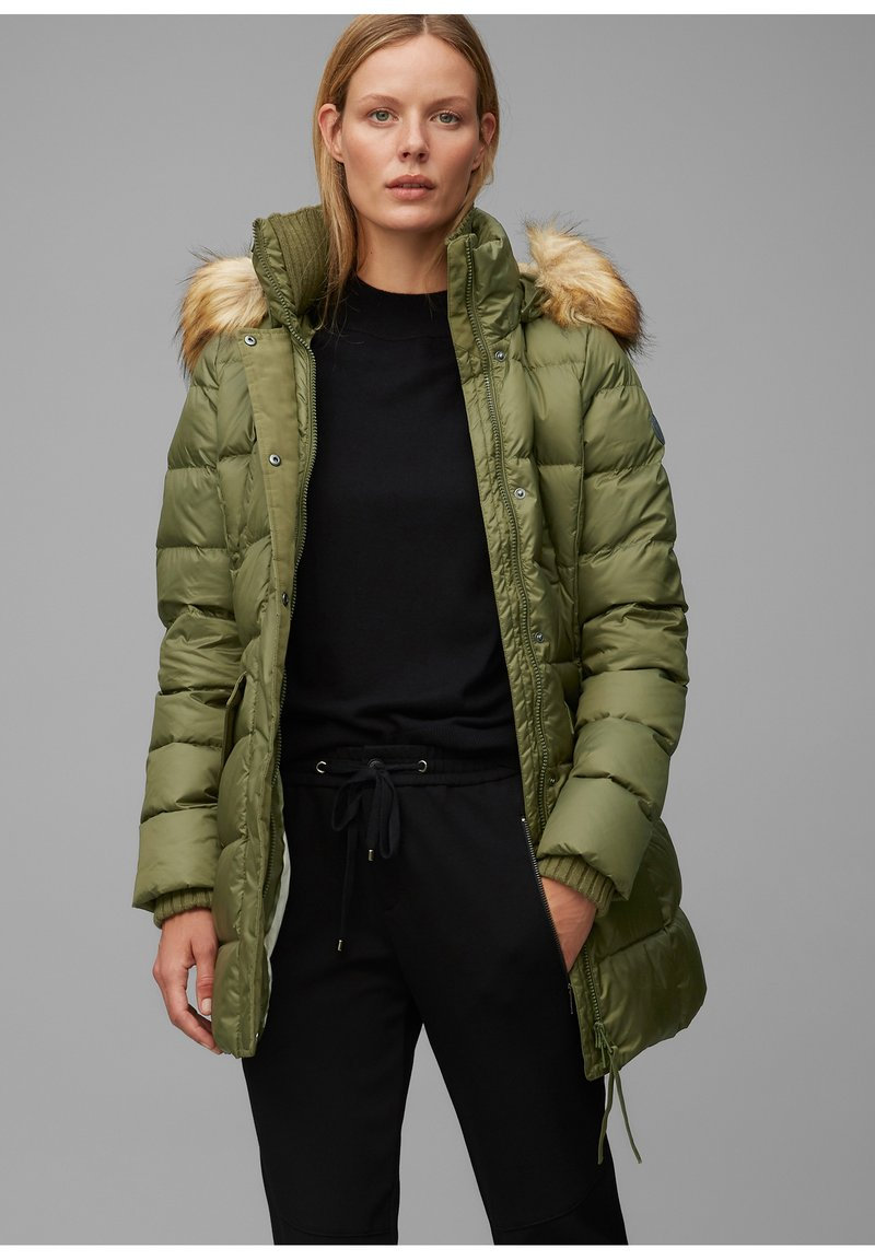 Marc O'Polo - Down coat - natural olive