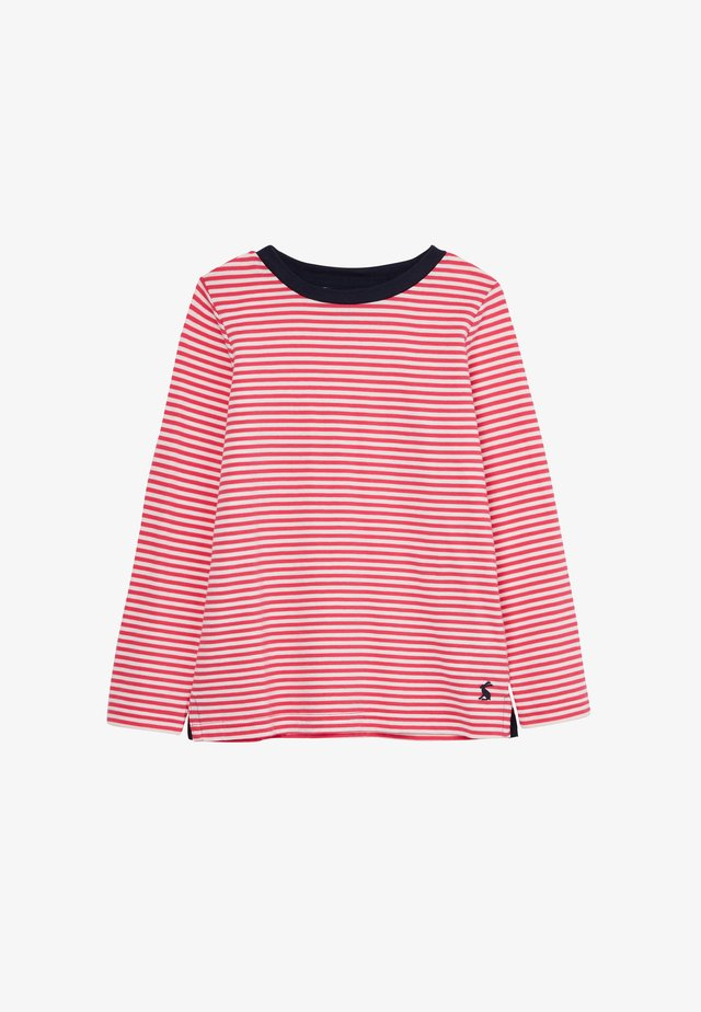 PASCAL - Long sleeved top - himbeer sorbet