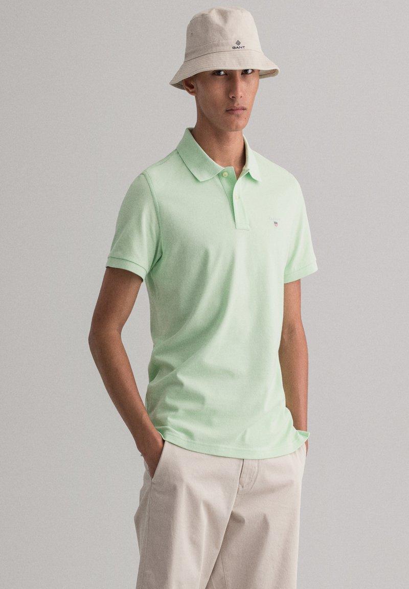 GANT - Polo shirt - pastel green