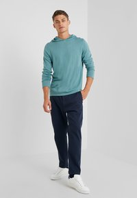 DRYKORN - JEGER - Trousers - navy - 1