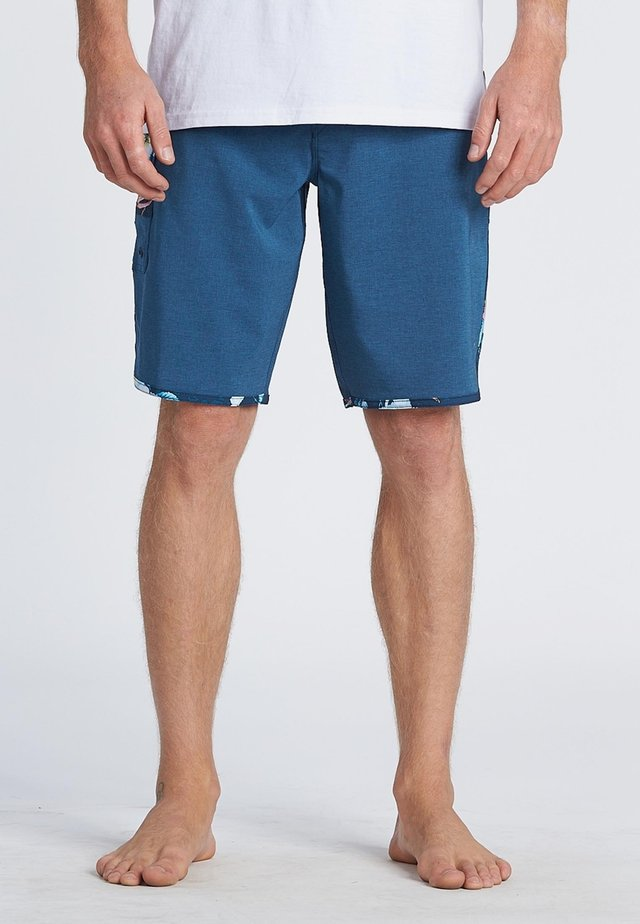 Shorts da mare - navy heather