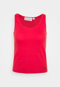 KENDALL + KYLIE - BASIC SLEEVELESS - Top - red - 4