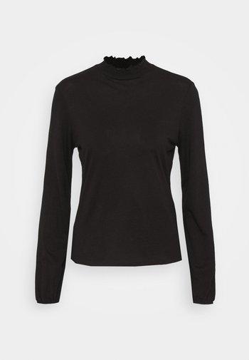 SUNI MINDFUL - Long sleeved top - black