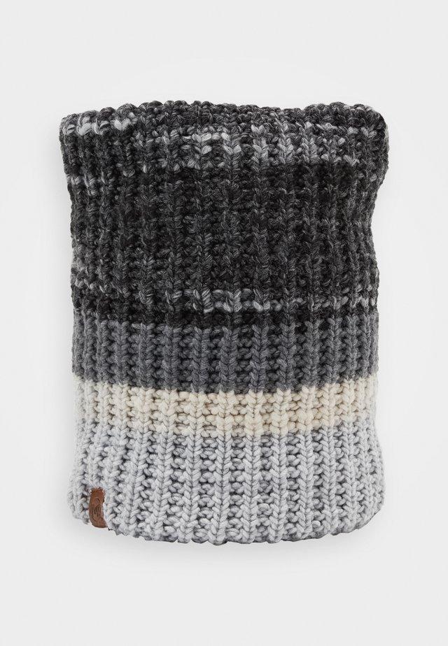 NECKWARMER - Tubehalstørklæder - alina grey