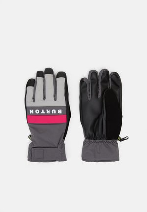 BACKTRACK - Gloves - grey