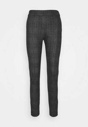 Leggings - Trousers - gunmetal