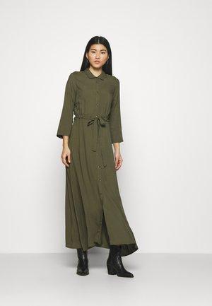 Maxi dress - olive
