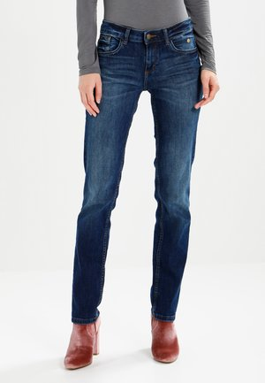 ALEXA - Straight leg jeans - blue