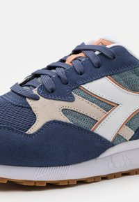 Diadora - N902 SUMMER UNISEX - Trainers - blue lead - 5