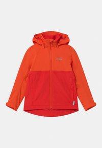 Reima - NIVALA UNISEX - Outdoor jacket - tomato red - 0