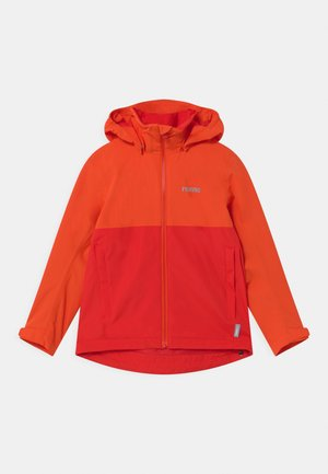 NIVALA UNISEX - Outdoor jacket - tomato red