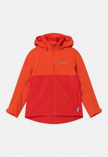 NIVALA UNISEX - Outdoor jacket - tomato red