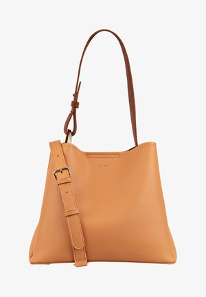 INITA - Handbag - pastel coral