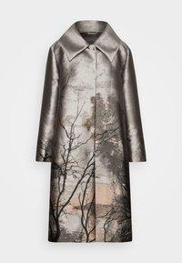 Alberta Ferretti - TRENCH COAT - Klasický kabát - grey - 6