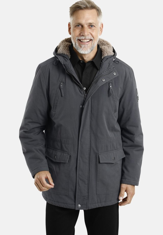 Veste d'hiver - dunkelgrau