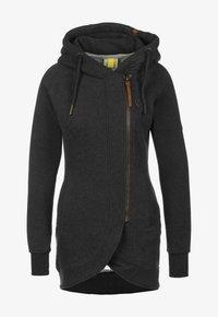 alife & kickin - Zip-up hoodie - moonless - 0