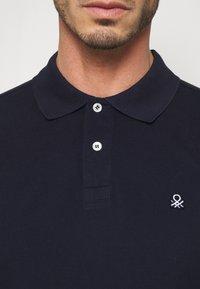 Benetton - Poloshirts - dark blue - 4