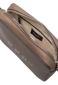 JOOP! Jeans - LETTERA - Across body bag - taupe - 3