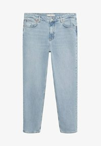 Mango - Relaxed fit jeans - hellblau - 6