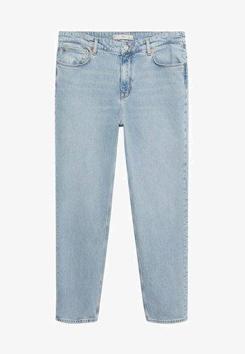 Jeans baggy - hellblau