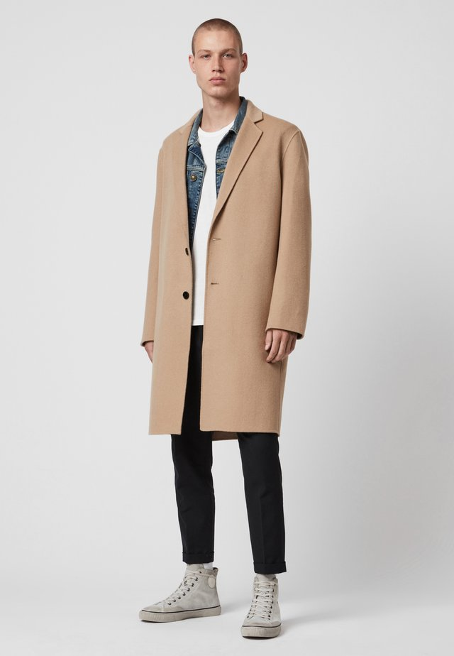 HANSON - Cappotto classico - beige