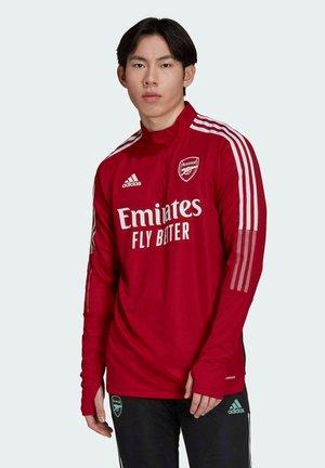 FC ARSENAL  - T-shirt à manches longues - burgundy
