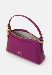 ZAC Zac Posen - ZIP TOP CROSSBODY - Handbag - magenta - 2