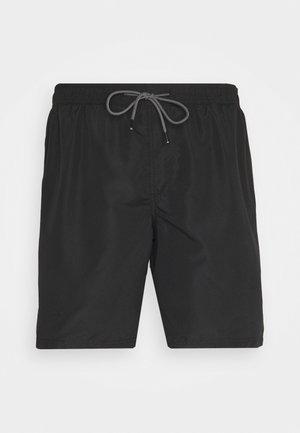 JJIBALI JJSWIMSHORTS SOLID  - Plavky - black