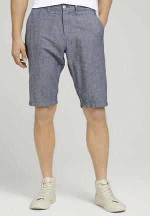 Shorts - helsinki night blue chambray