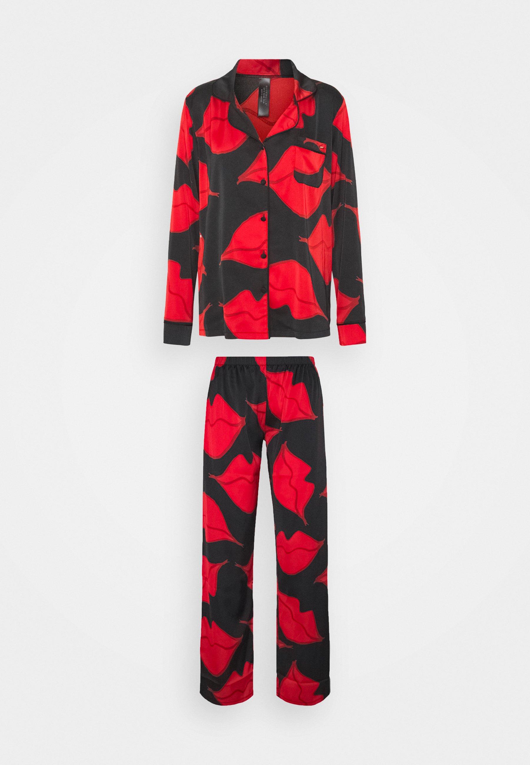 Damen LOLA SHIRT & TROUSER - Pyjama
