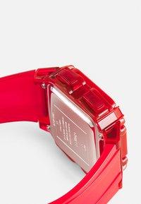 Guess - UNISEX - Digitální hodinky - red - 2