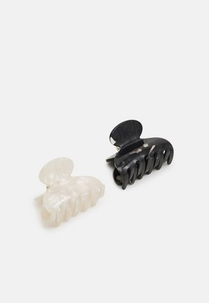 HAIRGRIP 2 PACK - Hair styling accessory - black