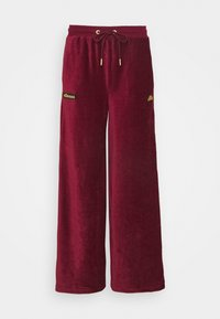 VALERIE - Trousers - burgundy