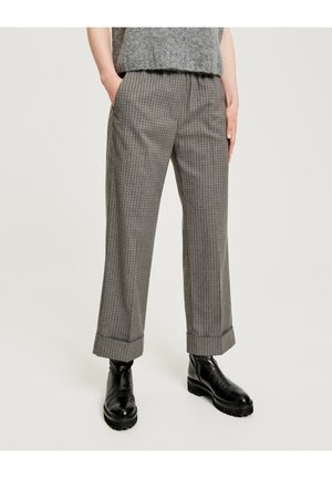 Trousers - easy grey