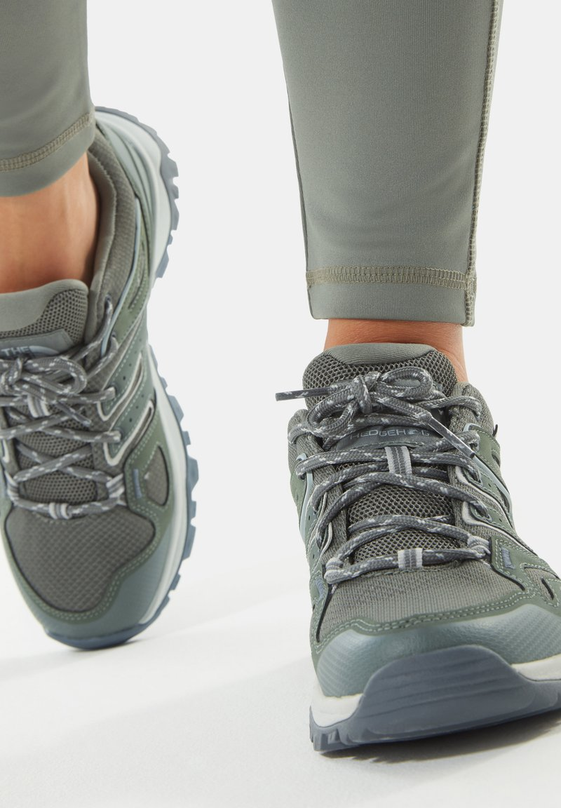 The North Face - W HEDGEHOG FUTURELIGHT (EU) - Bergschoenen - agave green/tin grey