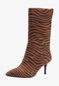 Ekonika - Ankle boots - zebra-spice - 1